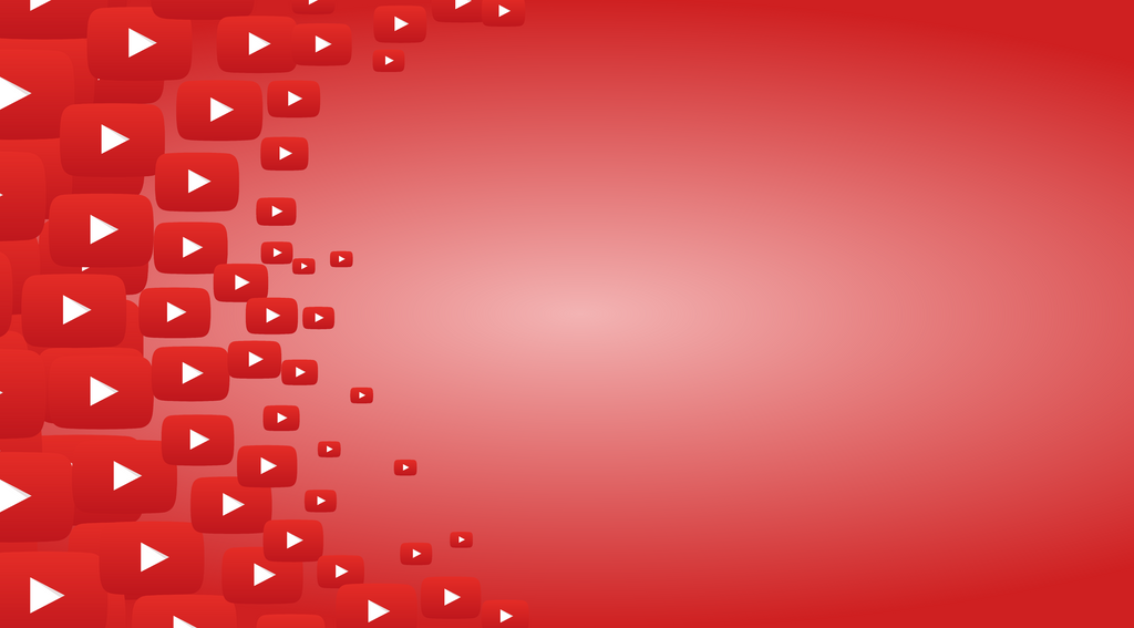 youtube play button background 3000 x 1700 by dannegoma