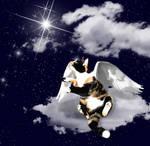 Winged Cat