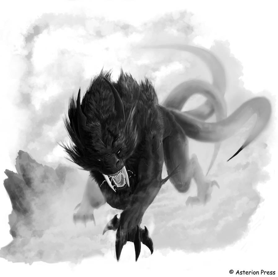 Bestia nera by AndreaTM