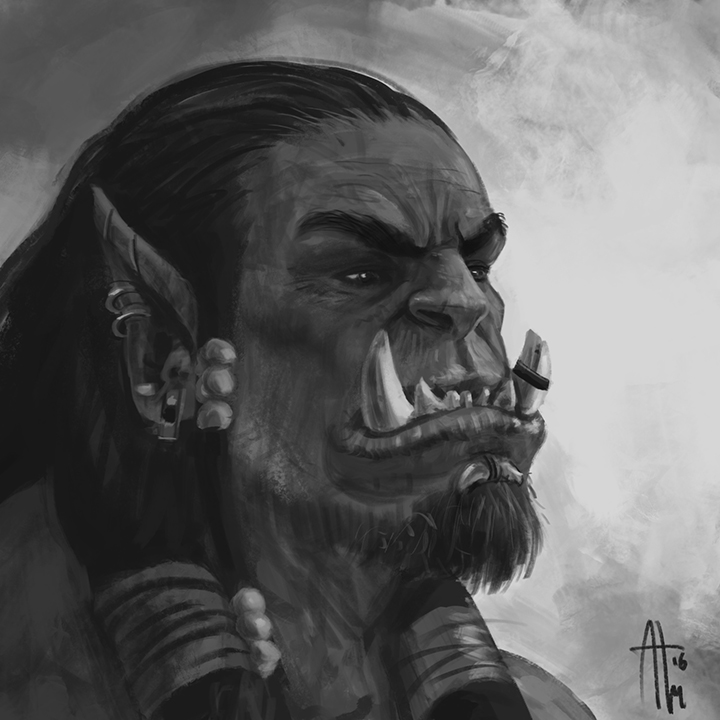 Warcraft by AndreaTM