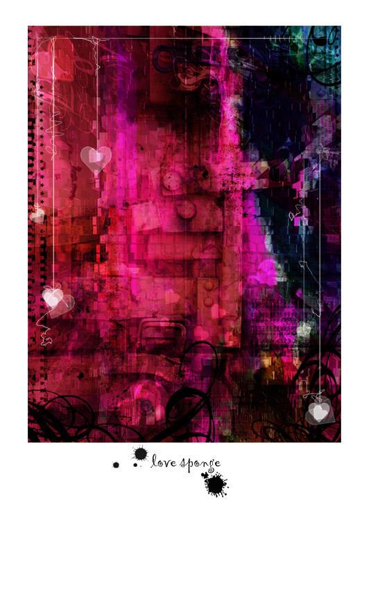 l0ve sp0ngE by y0r-UGLY