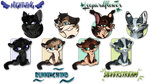 Auction| Cat Adopts| Points or Paypal |CLOSED