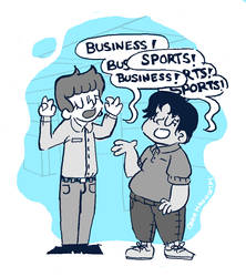business/sports by Kobun04