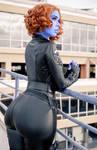 Black widows blue mission