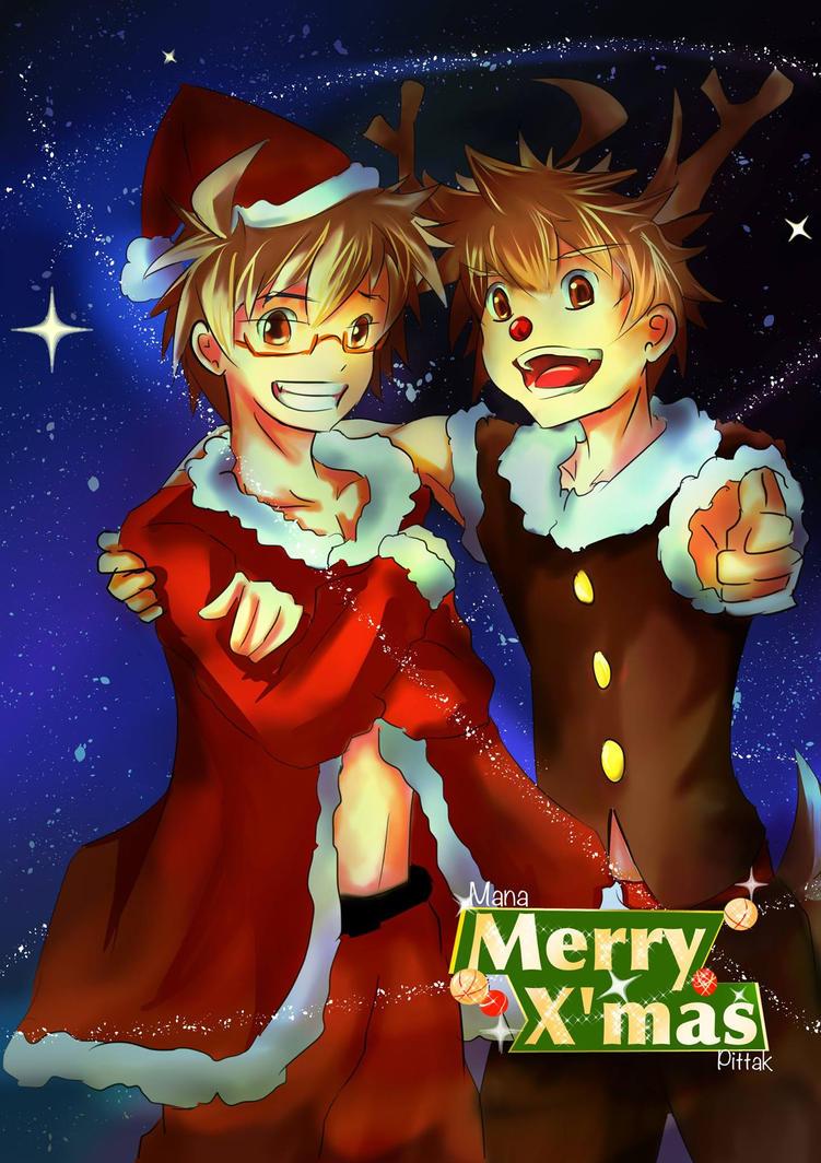 Merry Christmas by PittakK