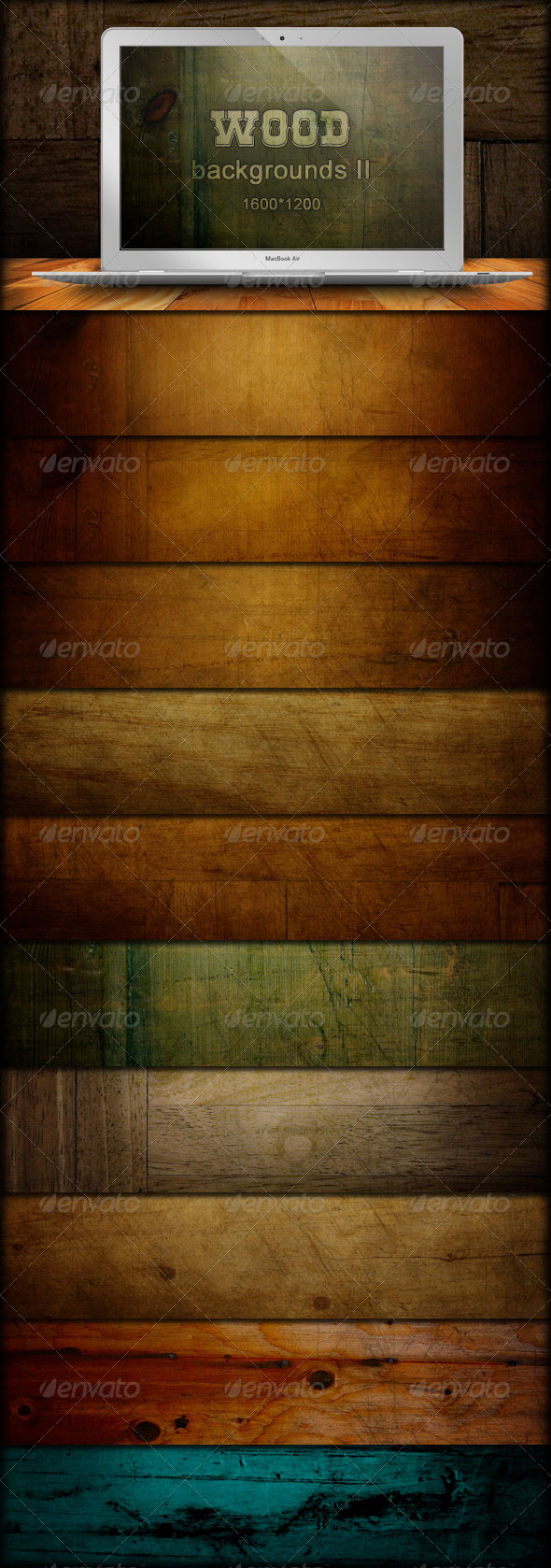 Wood Backgrounds  Grunge Grain by gojol23