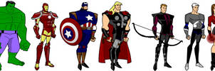 Avengers (Age of Ultron)