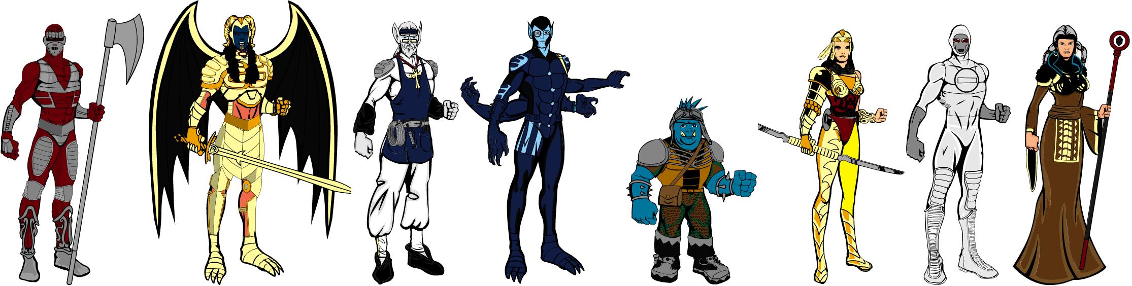 evil space aliens mmpr02 by captaindutch on deviantart
