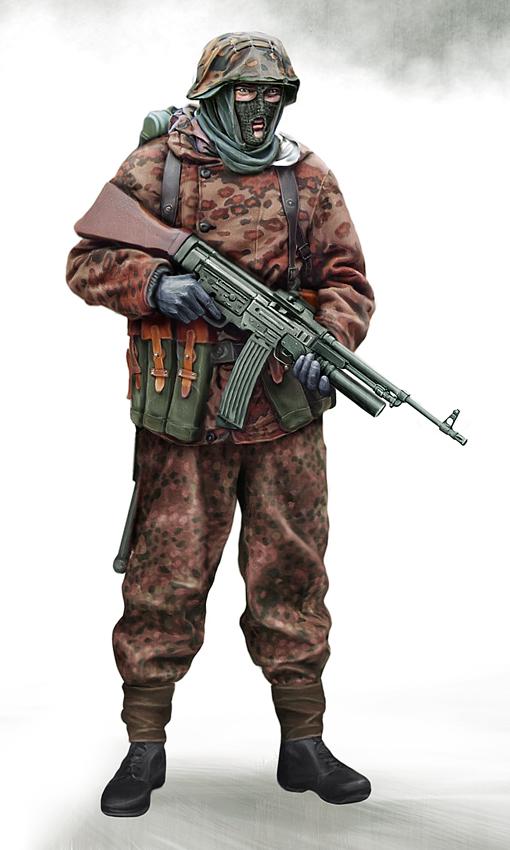 Jagdverbande 502 Scharfuhrer by anderpeich