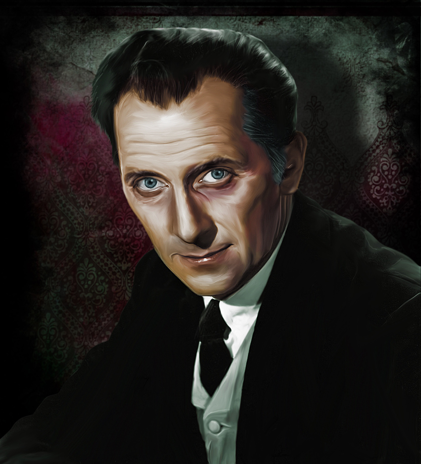 peter cushing interview