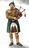 Willie the Piper by anderpeich