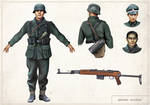 Reliquary - German Soldier