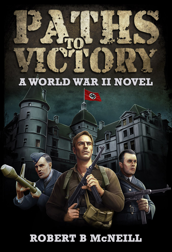 Book cover - Paths to Victory by anderpeich