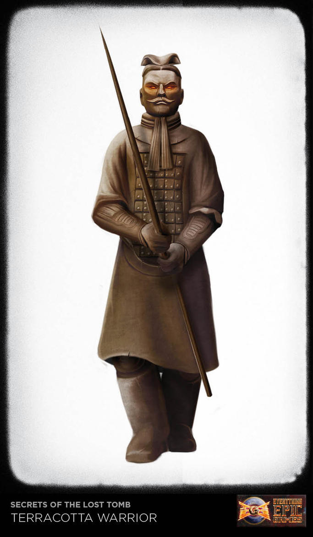 SOTLT - Terracotta Warrior by anderpeich