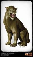 SOTLT - Cave Tiger