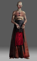 Kult - Male Pain Demon by anderpeich