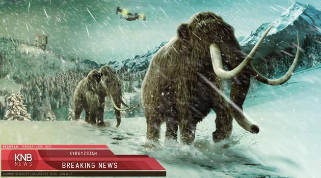NeoTech - Mammoths
