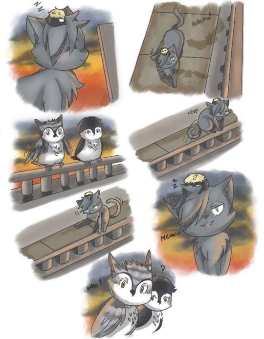 Haikyuu neko short story~~page 5:3 by Yobi58