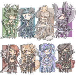 Ultimate Adopts by Decora-Chan