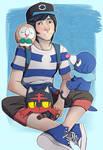Pokemon: Sun + Moon
