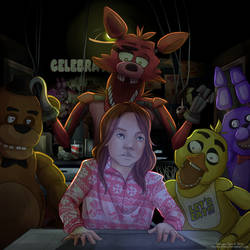 Commish: Five Nights at Freddys
