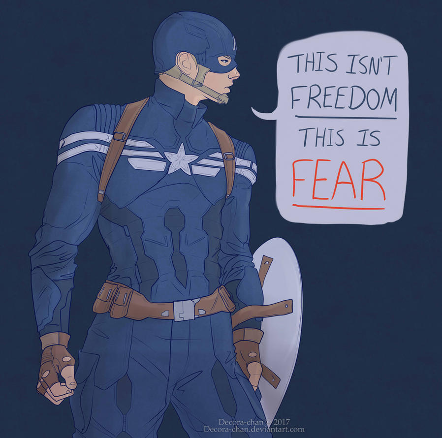 11/50 Captain America   Winter Soldier By Decora Chan ...