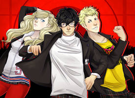 Persona 5 (School Uniforms)