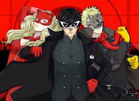Persona5 (Phantom Version)