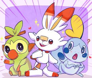 Pokemon Generation 8