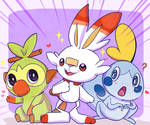 Pokemon Generation 8