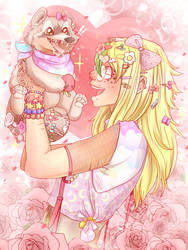 C: Ree and Joey by Decora-Chan