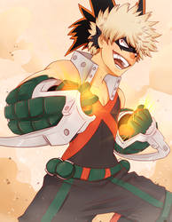 Best boy Bakugo