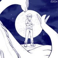 Inktober 13 - Ash
