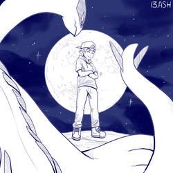 Inktober 13 - Ash by Decora-Chan
