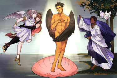 The Birth of Rafael by Decora-Chan
