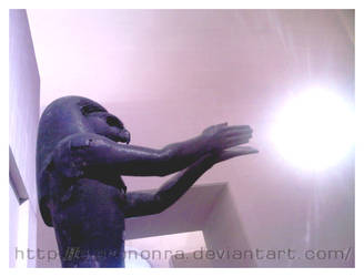 Horus by Elerononra