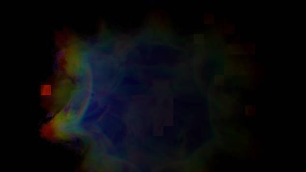 Glitched Nebula