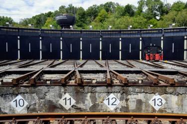 Railway Roundhouse 1