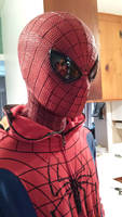My finished ASM mask with face shell