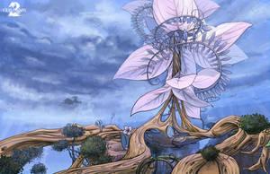 Guild Wars 2 -Pale Tree by Mummy-fei