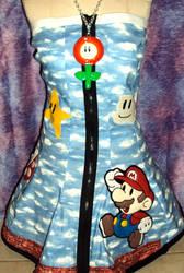 Mario Dress by Alien-Phant