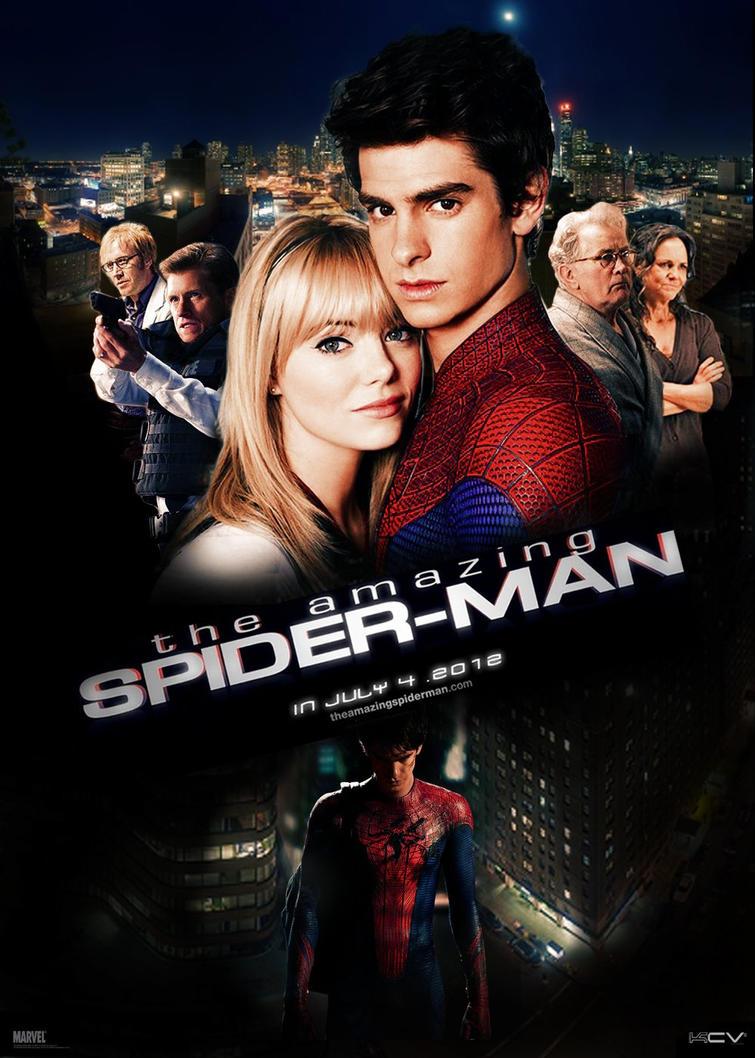 The Amazing Spiderman 1 by KCV80 on DeviantArt
