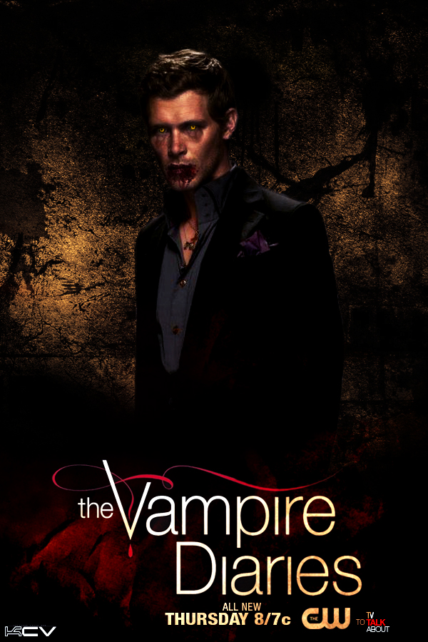 Vampire Diaries Klaus By Kcv80 On Deviantart