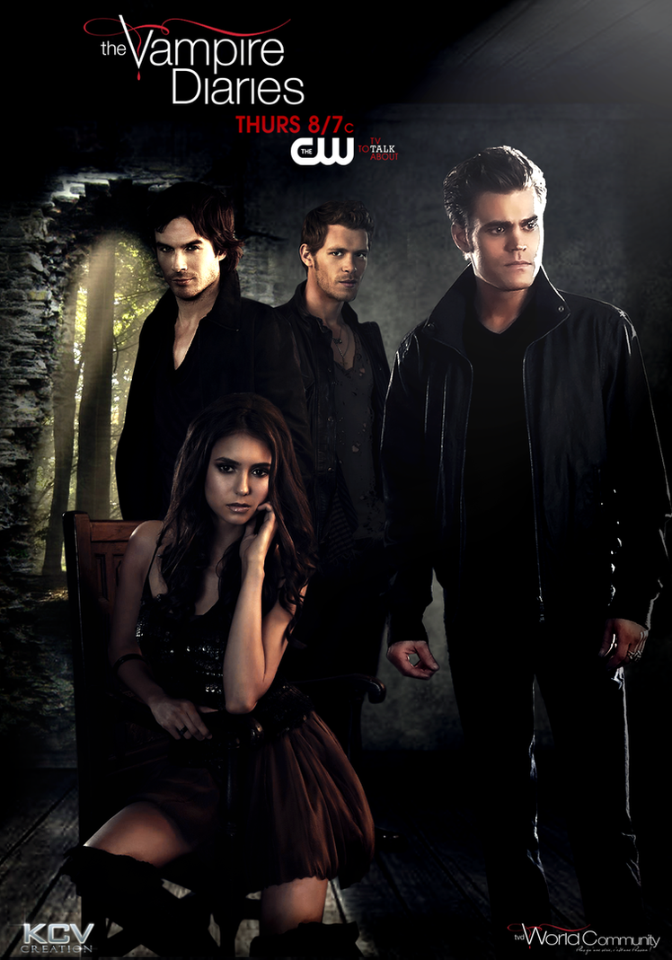 The Vampire Diaries - Saison 4 [Complete]
