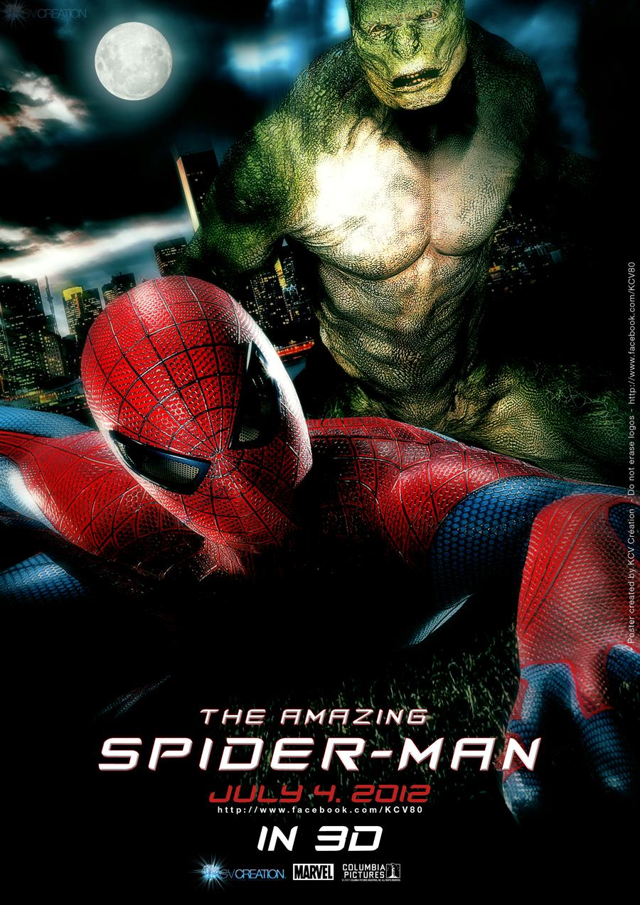 The amazing spiderman - 1 2