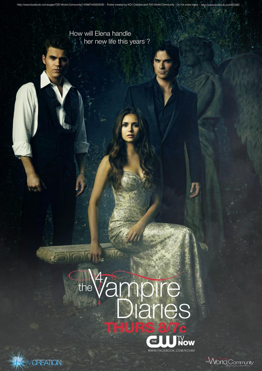 смотреть дневники вампиров 2 сезон 1 серия онлайн