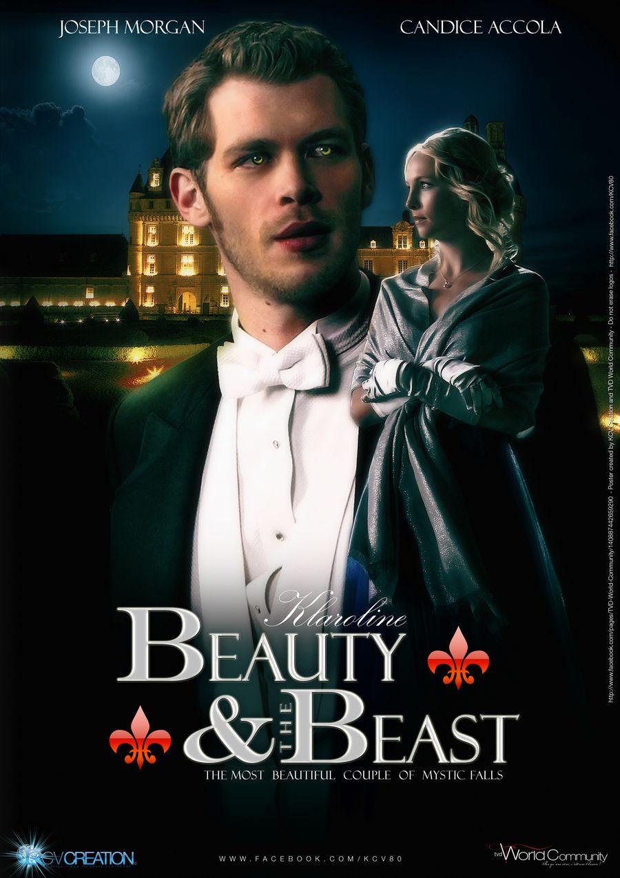 Klaroline Beauty and the Beast