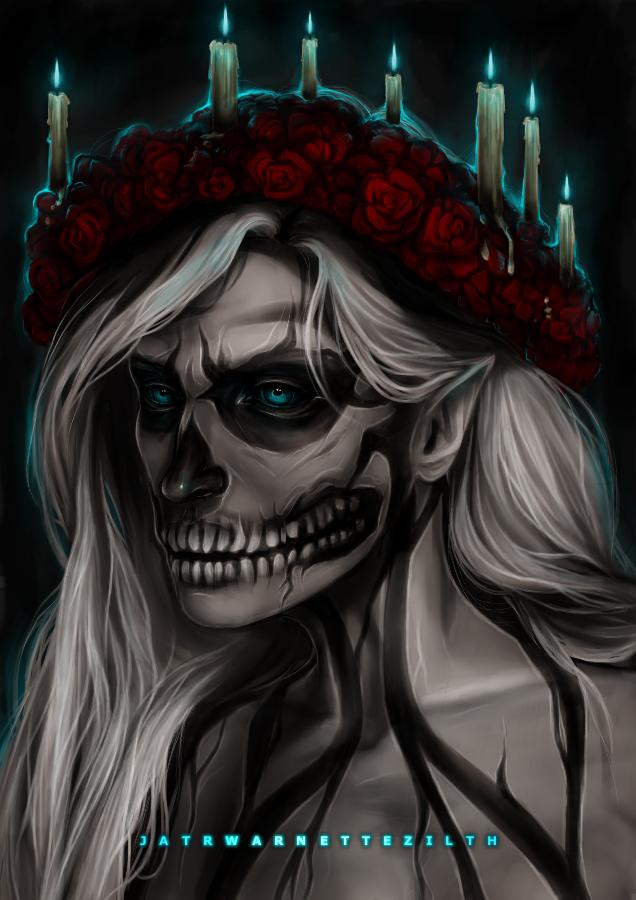 La Muerte by Jatrwarnettezilth