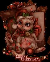 MERRY CHRISTMAS by Jatrwarnettezilth