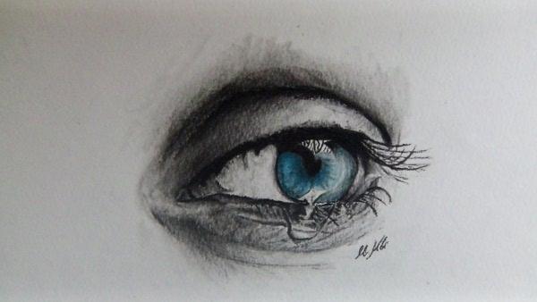 eye by AlexMiK